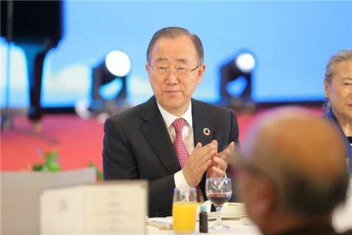 文登西洋参亮相首都北京 馈赠国际政要