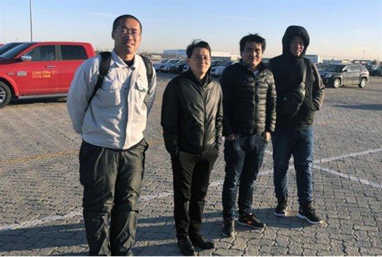 """走进京都贷――CEO张文亮带领出借人实地考察""""资产端"""",暖意绵绵"""