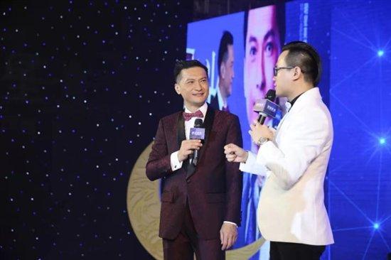 健丽23周年盛典星耀羊城 港台巨星陈锦鸿亲临助阵