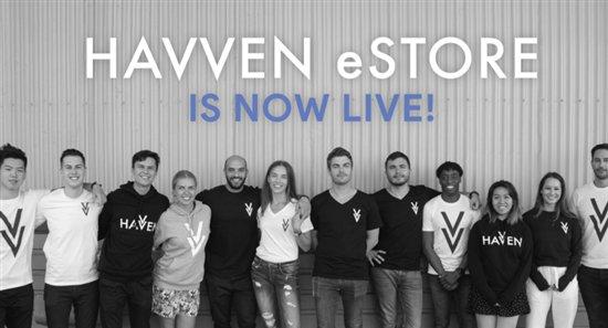Havven 网上商城上线了!(附操作流程)