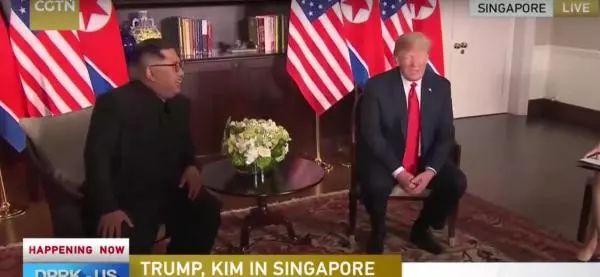 川普、鑫胖高调亮相新加坡,真的在谈半岛无核化吗?-焦点中国网
