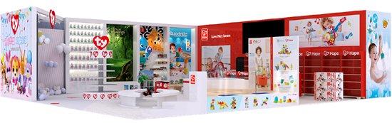 德国Hape玩具强势登陆北京玩博会,打造益智潮玩乐园