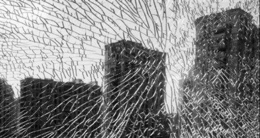 玻璃自爆危害人身安全 膜客建筑防爆膜时刻守护你