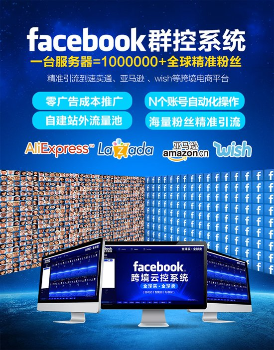 山东潍坊你的课facebook群控营销模式的领跑者