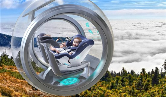 首款APP交互智能安全座椅来了!Babyfirst灵眸0元公测上线