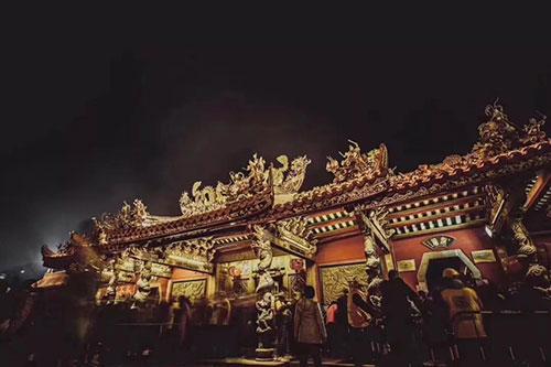 潮州青龙古庙