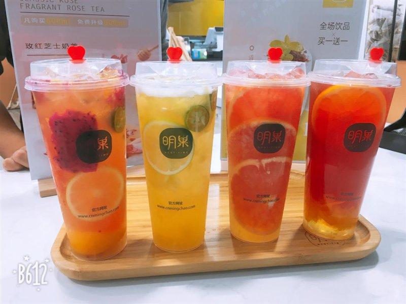 2019奶茶品牌排名明巢茶饮成热捧品牌