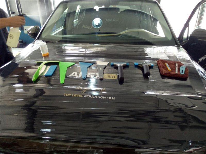汽车安全隔热膜该如何正确装贴? 欧帕斯告诉你