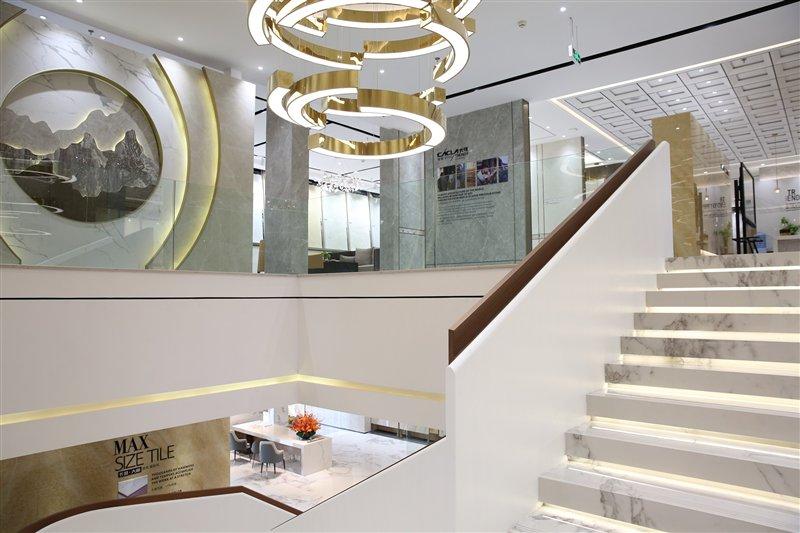 欧神诺七星级展厅,全方位展示产品魅力,欧神诺七星级展厅,全方位展示产品魅力