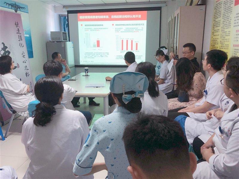 中国糖尿病血糖优化全程管理项目第一站圆满落幕!