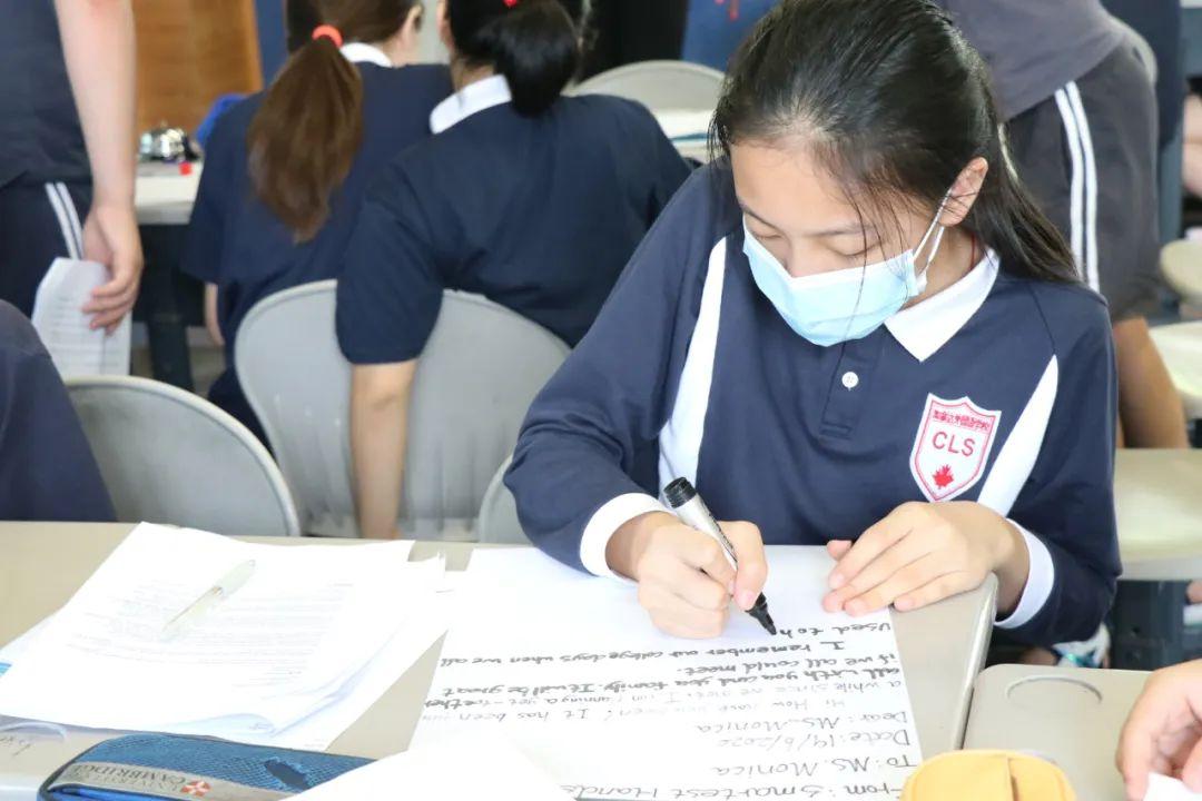广州市番禺区剑桥郡加拿达外国语学校
