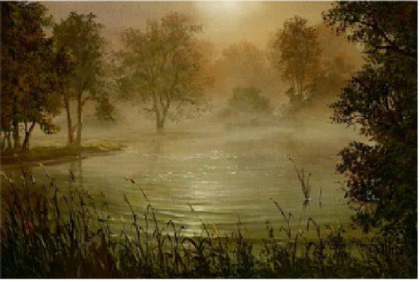 联投梧桐湖:湖居灵感,一部「仙境大片」正在演绎,梧桐,仙境,灵感,大片,演绎